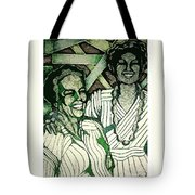 Respect Your Heritage Tote Bag