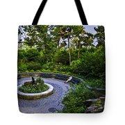 Respite - Carl Schurz Park 2 - Manhattan - New York Tote Bag