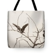 Rest Area II Tote Bag