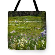 Rest For The Soul Tote Bag
