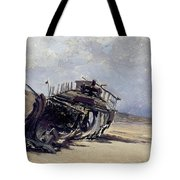Rest Of A Shipwreck Tote Bag