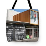 Restart Container Stores Tote Bag