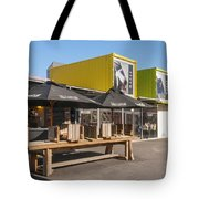 Restart Containers Tote Bag