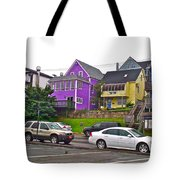 Restaurants In Lunenburg-ns Tote Bag