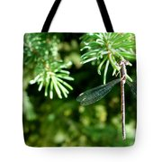 Resting For A Moment Tote Bag