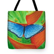 Resting Gently Tote Bag