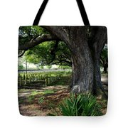 Resting In The Shade Tote Bag by Beth Vincent