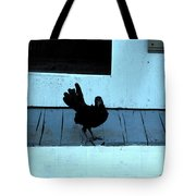 Resting On The Porch  Tote Bag