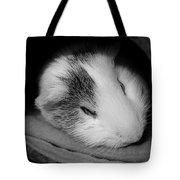 Restless Sleep Tote Bag