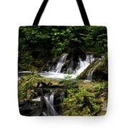 Restless Water Tote Bag