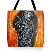 Rest'n'roll Fear Is Over Tote Bag