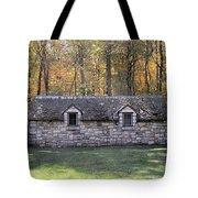 Restroom Tote Bag