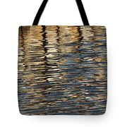 Retaining Wall Reflection Tote Bag