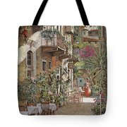 Rethimnon-crete-greece Tote Bag