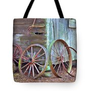 Retired Friends Tote Bag