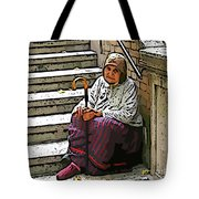 Retired In Greece Tote Bag