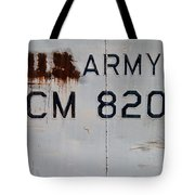 Retired Lcm-8 Tote Bag