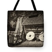 Retired Mill Stones Tote Bag