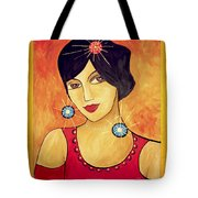 Retro 113 - Marucii Tote Bag
