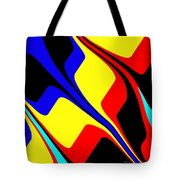 Retro Days Tote Bag