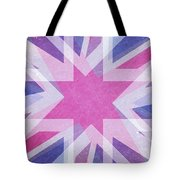 Retro Explosion 4 Tote Bag