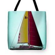 Retro Newport3 Tote Bag
