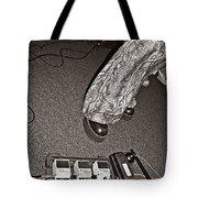 Retro Night Tote Bag