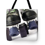 Retro Roller Skates Tote Bag by Jose Elias - Sofia Pereira