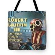 Retro Sci Fi Rg3 Tote Bag