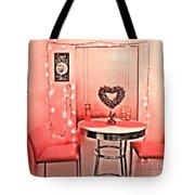 Retro Valentine Tote Bag
