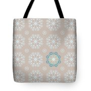 Retro Wallpaper Tote Bag