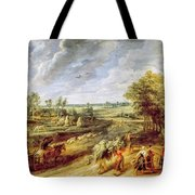Return From The Harvest Tote Bag
