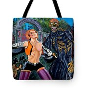 Return Of The Living Dead Tote Bag