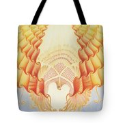 Returning Back To Life Tote Bag