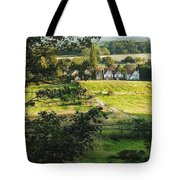 Returning Home .. As A Canvas Tote Bag