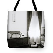 Reunification Palace In Saigon Tote Bag