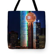 Reunion Tower Tote Bag