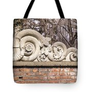 Reused Architectural Salvage Tote Bag