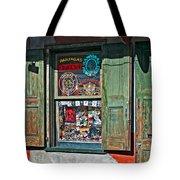 Rev. Zombie's Voodoo Shop Tote Bag