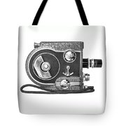 Revere 8 Movie Camera Tote Bag