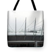 Revised Old Bc Place Tote Bag