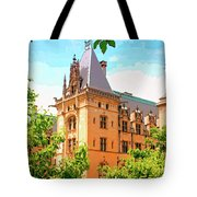 Revival Biltmore Asheville Nc Tote Bag