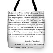 Revolutionary War Poster Tote Bag