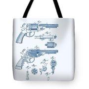 Revolver Patent E.t Starr Tote Bag