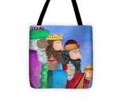 Reyes Magos Tote Bag