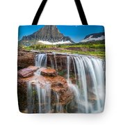 Reynolds Mountain Falls Tote Bag