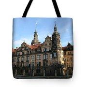 Rezidenzschloss - Dresden  -  Germany Tote Bag