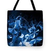 Rg #10 In Blue Tote Bag
