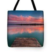 Rgb Sunset Tote Bag