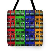 Rgby - Downtown Apartments Tote Bag